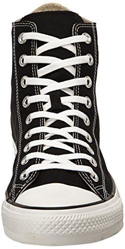 Converse Chuck Taylor All Star Core Hi, Baskets mode homme Noir (Sombre)