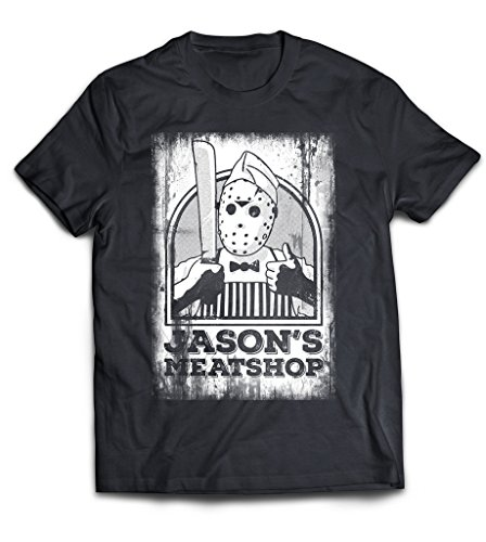 New Jason Voorhees Cult Classic Retro Unisex T-Shirt Comedy Horror 80s Graphic
