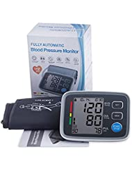 Bluetooth Blood Pressure Monitor Fully Automatic Smart Bluetooth Blood Pressure Monitor Upper Arm Blood Pressure Meter Voice Broadcasting Blood Pressure Monitor Home Blood Pressure Monitor Medical Grade Blood Pressure Monitor Parents Healthy Gift For The Elderly Cuff (size: 22 ~ 32)