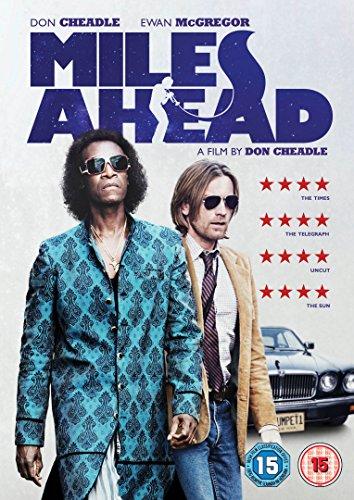 Miles Ahead [DVD] UK-Import, Sprache-Englisch - Cover-girl, Natürlichen