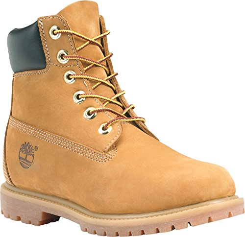 6in Premium Boot, size:8;producer_color:wheat