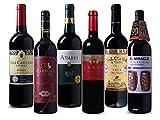 Wein Probierpaket erlesene Rotweine aus Spanien Trocken (6 x 0.75 l)