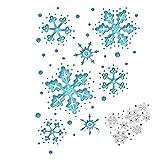 Troqueles Navidad Scrapbooking, Copo de Nieve Plantillas de Troqueles de Corte Tarjeta de DIY Álbumde Recortes Papel Decoración Artesanal Regalo