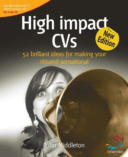 high-impact-cvs-52-brilliant-ideas