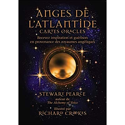 Anges de l'Atlantide - Cartes oracles