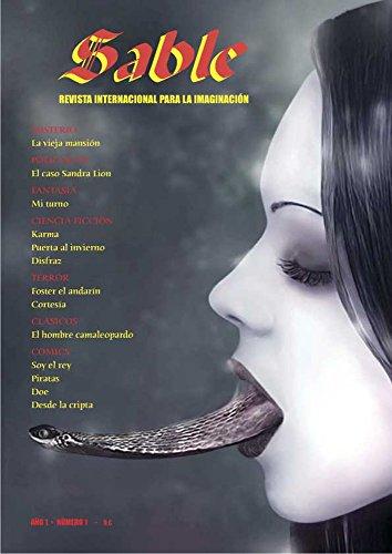 SABLE 1: Revista internacional para la imaginación (Revista SABLE) por Jean-Pierre Planque