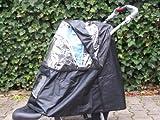 Universal-Regenhaube für Hundebuggy der Fa. InnoPet (!!!)