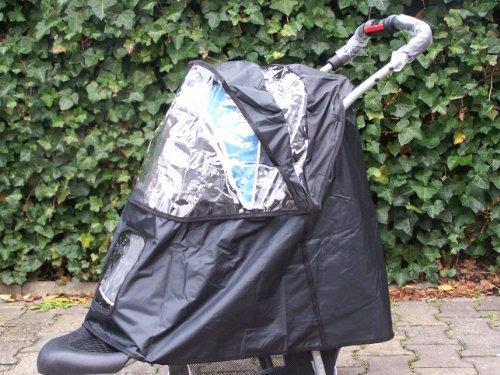 Regenhaube Regenschutz Regenverdeck für Hundebuggy Hundewagen der Fa. InnoPet (!!!)