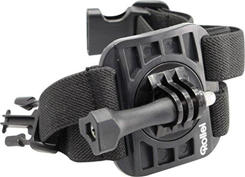 Rollei Diving Hand Strap - Kamera Handschlaufe für Rollei Actioncams und GoPro Kameras - Ideal für Schwenkbewegungen (Kamera Taucher Tauchen Unterwasser)