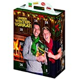 Intersnack Adventskalender mit Design Bastian Schweinsteiger und Lukas Podolski, 1er Pack (1 x 790 g)