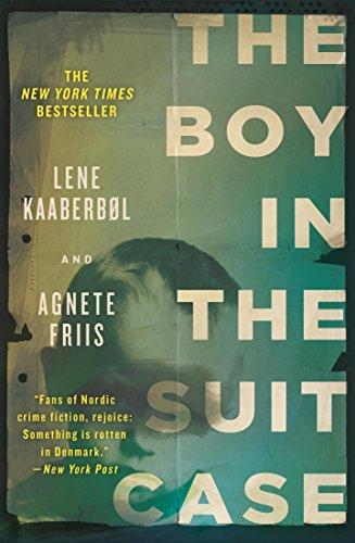 Buchseite und Rezensionen zu 'The Boy in the Suitcase (Nina Borg)' von Lene Kaaberbol
