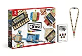 Switch Nintendo Labo: Toy-Con Kit variado + Colgante