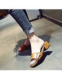 OME&QIUMEI Dinge Zu Tragen Sommer Sandalen Damen Hausschuhe Sommer Sandalen Weißen Sandstrand Indoor Sommer Sandalen Und Desodorierung