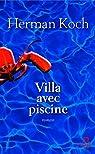 Villa avec piscine par Koch