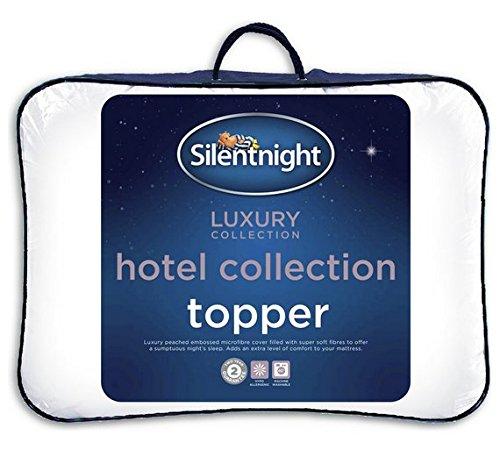 Silentnight Luxury Hotel Collection Mattress Topper - Single 2