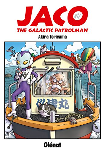 Jaco - The galactic Patrolman