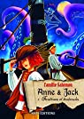 Anne et Jack, tome 1 : Fantômes et tentacules par Salomon