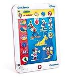 Clementoni iPad Topolino 20schede con voz