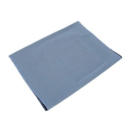 Monllack Erfrischungstuch Sommersport Ice Cooling Handtuch Hypothermie kühles Handtuch 90 * 30CM für Kinder Erwachsene Doppel Farbe Kühles Handtuch