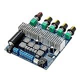TOOGOO TPA3116D2 Bluetooth Digital Audio Amplifier Board DC12-24V 100W+50W+50W
