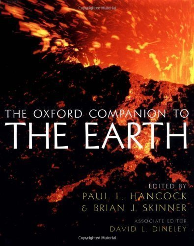 The Oxford Companion to the Earth published by OUP Oxford (2000)