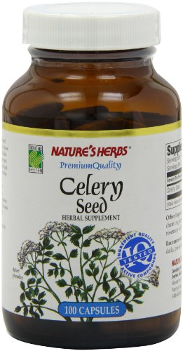 Twinlab Nature's Herbs Celery Seed 100 Caps -