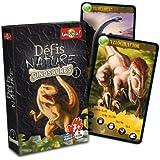 Asmodee - Dino Challenge, juego educativo, caja de color negro (DIN03)