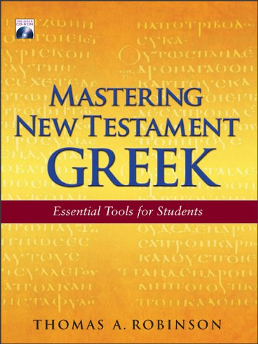 Mastering New Testament Greek: Essential Tools for Students