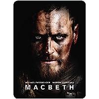 Macbeth (Limited Edition Steelbook) [Blu-ray] UK-Import, Sprache-Englisch.