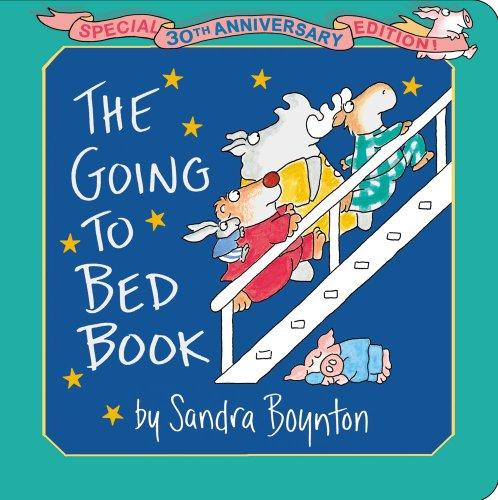 Going to Bed Book por Sandra Boynton