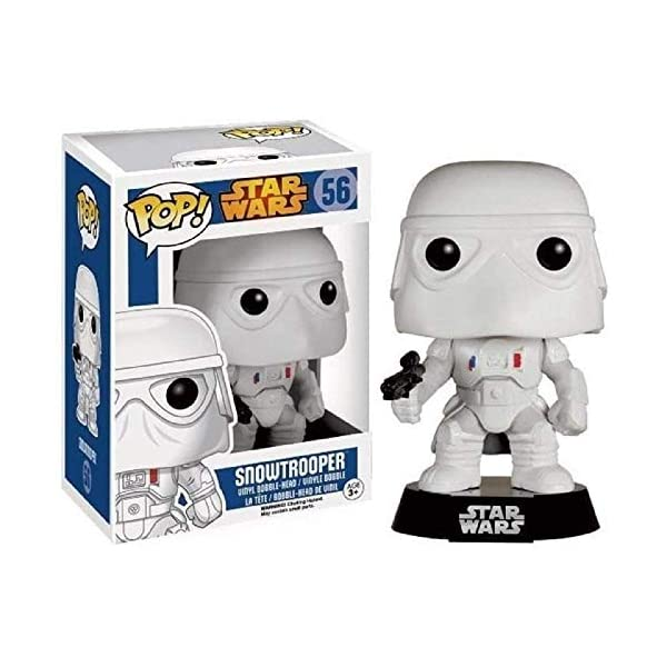 Funko Pop Snowtrooper (Star Wars 56) Funko Pop Star Wars