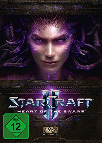 Starcraft II: Heart of the Swarm [PC Code -Battle.net] (Starcraft 1)