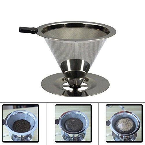 Kaffeefilter Edelstahl ᐅᐅ kaffeefilter edelstahl 4 test vergleich 2017 2018