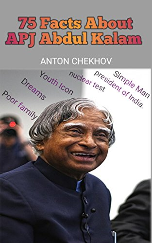 75 Facts About APJ Abdul Kalam: Youth Icon (English Edition)