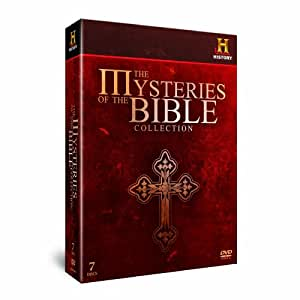 The Mysteries of the Bible Collection (7-Disc Box Set) [DVD]