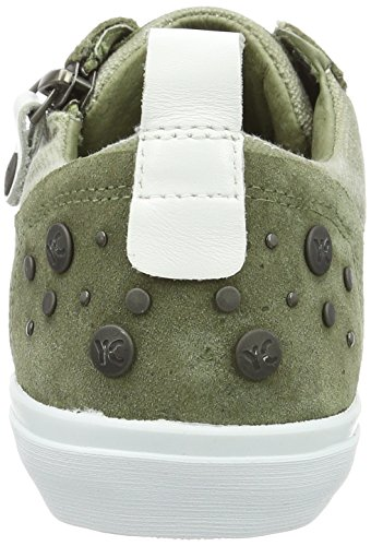 Yellow Cab Strife W, Sneakers basses femme Vert