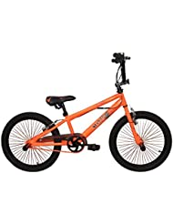 "TIGER urban culture Street Bike Bmx 20 ""wheel 360 Gyro (ORNGE)"