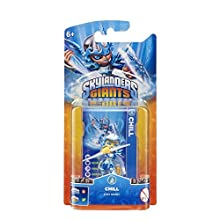 Figurine Skylanders : Giants - Chill