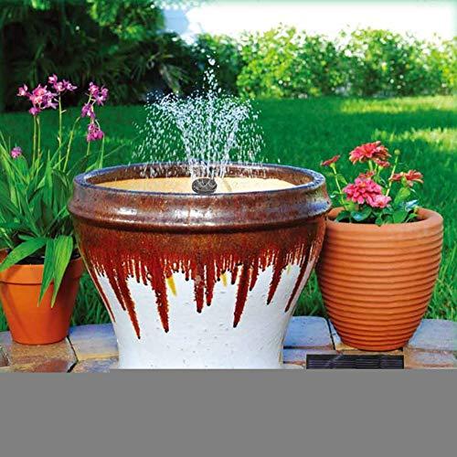 Wasserspielpumpen Gartenteich, 101909