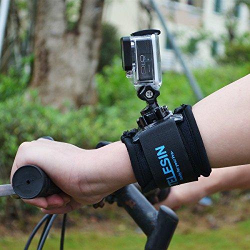 telesin-360-degree-rotary-arm-hand-wrist-strap-with-j-hook-rotation-mount-for-gopro-hero3-3-4hero4-s