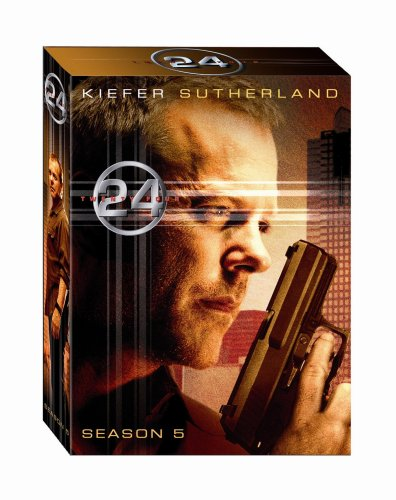 Twentieth Century Fox Home Entert. 24 - Season 5 (7 DVDs)
