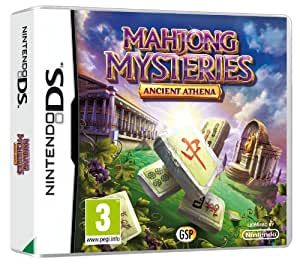 Mahjong Mysteries Ancient Athena (Nintendo DS)