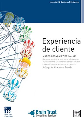 Experiencia de cliente (colección IE Business Publishing)