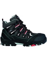 """Cofra 17120–000.w47Talla 47S3SRC–Zapatillas de seguridad """"Bersek, color negro"""