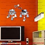 [Sponsored]BikriKendra - Shubh Labh Silver - 3D Acrylic Mirror Wall Décor Stickers For Home & Office - Factory Outlet - Premium Quality