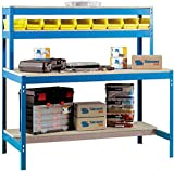 Simonrack bt-1 - Kit industrial-1500 azul madera