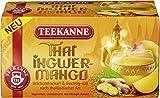 Teekanne - Thai Ingwer-Mango Früchtetee Ingwertee - 20Bt/50g