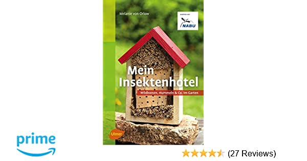 Mein Insektenhotel: Wildbienen, Hummeln & Co. im Garten: Amazon.de ...