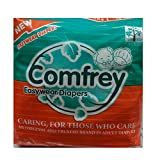Comfrey adult diapers are superior in is class with maximum absorbency.