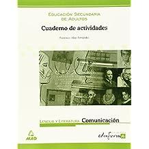 Cuaderno de actividades. Lengua y literatura.Comunicación